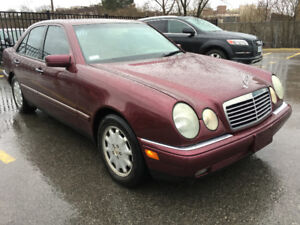 1997 Mercedes-Benz E320   Emission and safety   Clean Carproof