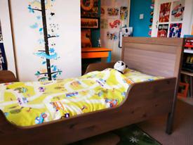 Ikea Sundvik toddler bed