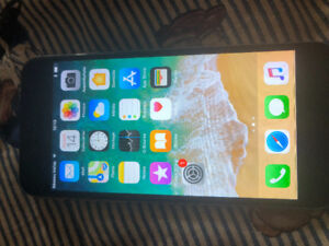 IPHONE 6 16GB SPACE GREY / FIDO 100% EXCELLENT CONDITION