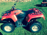 2008 artic cat atv