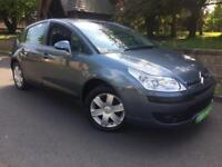 Citroen C4 1.6i 16v SX , Genuine 28000 Miles from new ! , Very clean Car.