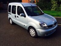 ++ RENAULT KANGOO 1.6 AUTOMATIC EXPRESSION++ELECTRIC WINCH++FULL SERVICE HISTORY++