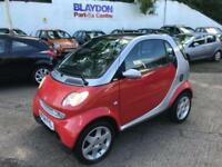 2004 Smart Fortwo 0.7 City SilverPulse 2dr