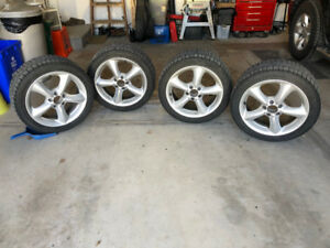 Nokian Winter Tires and Alloy Rims