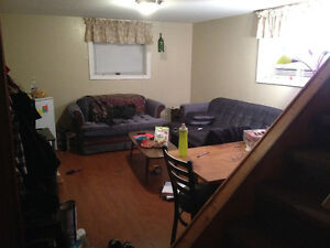 Room in 2bdr apartment by MUN for winter sem. includes utlities