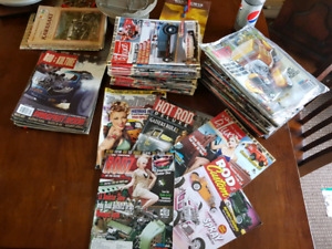Rat Rod Magazines from 2008 to present