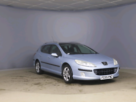 2005 peugeot 407 SW 2.0HDI estate complete history 1 OWNER £900