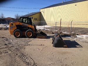 2014 Case SV-185 Skid Steer Winnipeg Manitoba image 4