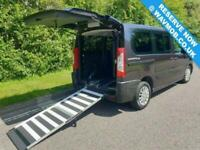 2015 Peugeot Expert Tepee 6 Seat Auto Wheelchair Accessible Disabled Access Ramp