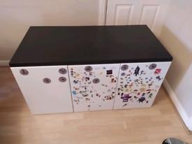 Storage unit, Metod kitchen cabinets