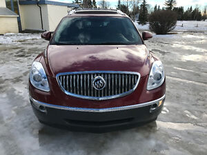 2008 BUICK ENCLAVE CXL FULLY LOADED CARPROOF INCLUDED!!