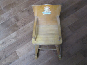 Doll's Rocking Chair Kitchener / Waterloo Kitchener Area image 1