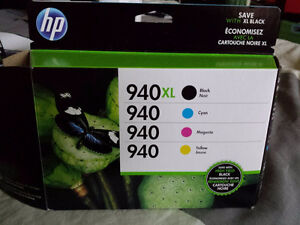HP 940 ink combo pack