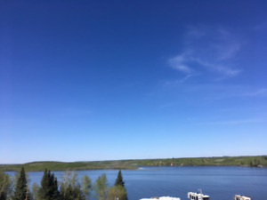 RV LOT FOR RENT SANDY COVE PINE LAKE ALBERTA