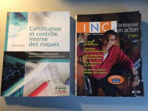 Certification contrôle interne risques + Entreprise en action