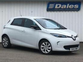 2014 Renault Zoe ZOE DYNAMIQUE INTENS AUTO 5 door Hatchback