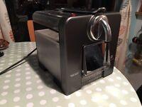 Nespresso machine (Turmix)