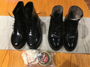 Men's Military Parade boots for sale...