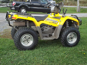 2004 Bombardier XT High Output Great condition -$4300 OBO Peterborough Peterborough Area image 5