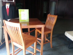 Table & Chair Set Only $99. at The Board Store