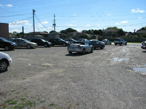 Used Car lot and office for lease