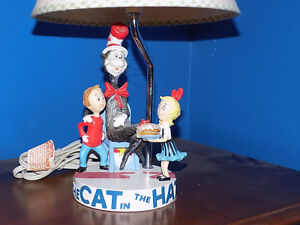 Cat in the Hat Lamp Kitchener / Waterloo Kitchener Area image 1
