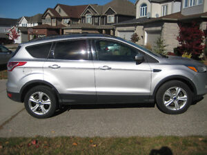 2013 Ford Escape SE 4WD SUV, Excellent Shape Kitchener / Waterloo Kitchener Area image 3