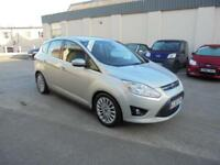 2012 Ford C-MAX 1.6TDCi ( 115ps ) Titanium Finance Available