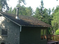 New Roof and Sheathing needed on our Camp