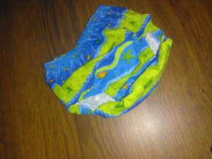 Baby swim diaper size6month 2 size12months