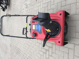 Toro Power Clear 721R Snowblower