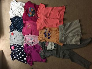 Girls clothing lot
