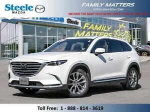 2019 Mazda CX-9 Signature (Unlimited Km Warranty)