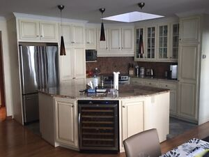Kitchen with Counters for sale - $4,000. OBO Feb. 2017 West Island Greater Montréal image 1