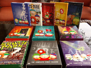 South Park - South Park - Complete Seasons 1-12 (16) DVD Sets