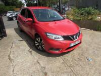 Nissan Pulsar 1.2 DIG-T N-Connecta (Smart Vision Pack with AVM) Xtronic (s/s) 5d