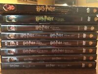 Harry Potter Entire Movie Series