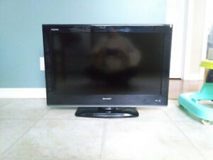 Sharp 32 Inch TV