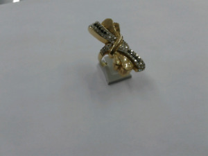 Bague OR 18k taille 9