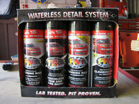 FW1 Waterless Auto Detail System