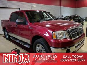 2008 Lincoln Mark LT   Rare, Leer Tonneau And Safetied!