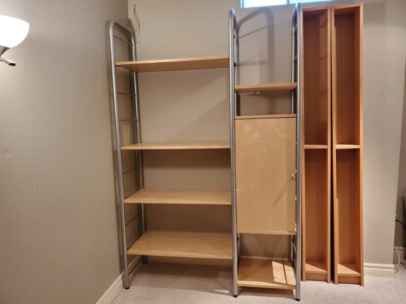 Ikea CD shelf | Bookcases & Shelving Units | Markham / York Region | Kijiji
