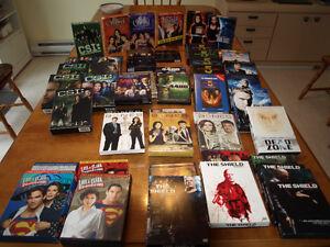 TV shows on dvd Gatineau Ottawa / Gatineau Area image 1