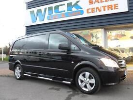 2011 Mercedes-Benz VITO 116 CDI LWB Van *160 BHP* Manual Medium Van