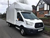 2014 Ford Transit 2.2 TDCi 350 L4H1 Luton RWD WITH TAIL LIFT NEW SHAPE