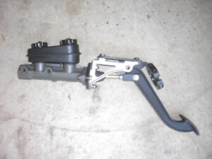 Wilwood Performance Brake Pedal and Master Cylinder