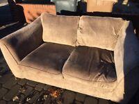 DFS 2 Seater Sofa Beige £20