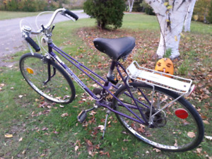 Vélo  d'Halloween à  faire peur
