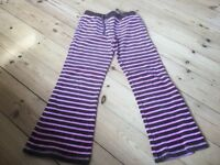 Mini Boden velor trousers age 9 - 10