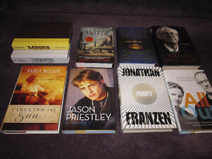 2016 Hardcover Book Selection - New - $7.00 ea.